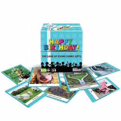 Happy Birthday Game