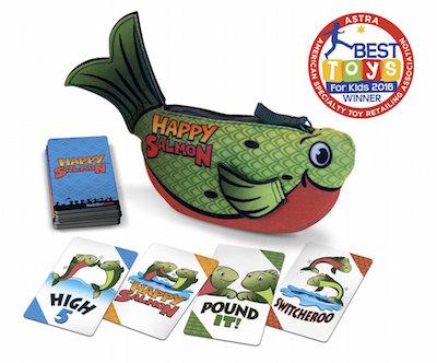 Happy Salmon Game