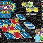 Tic Attack Toe game